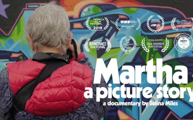 Brezplačno predvajanje dokumentarnega filma Martha: Zgodba v slikah