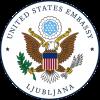 Logo Embassy Ljubljana